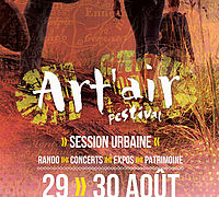 festival Art air à Royat